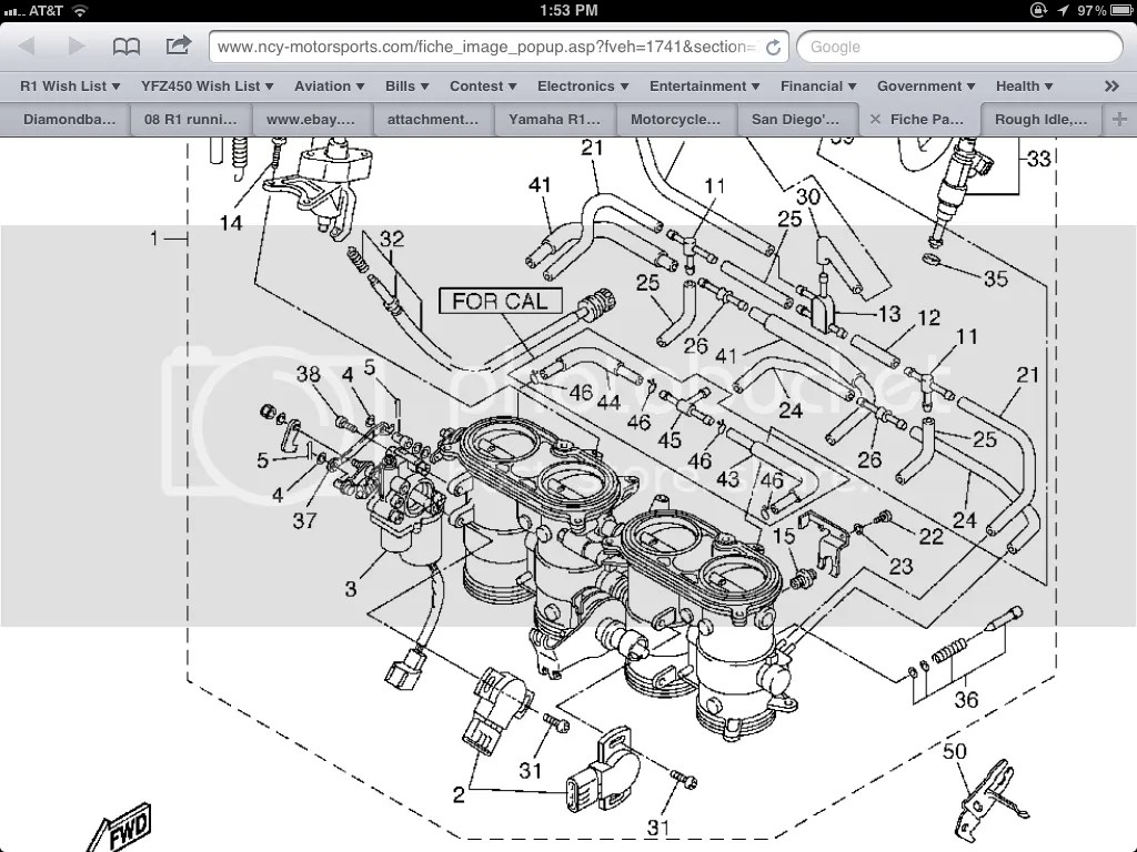 Hose Line Yamaha R6 Engine Diagram Auto Electrical Wiring Related With