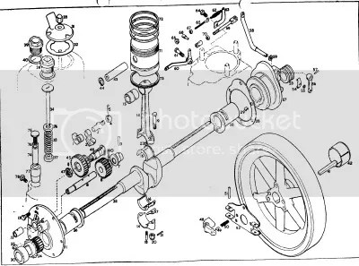Lister Engine Manual, Lister, Free Engine Image For User