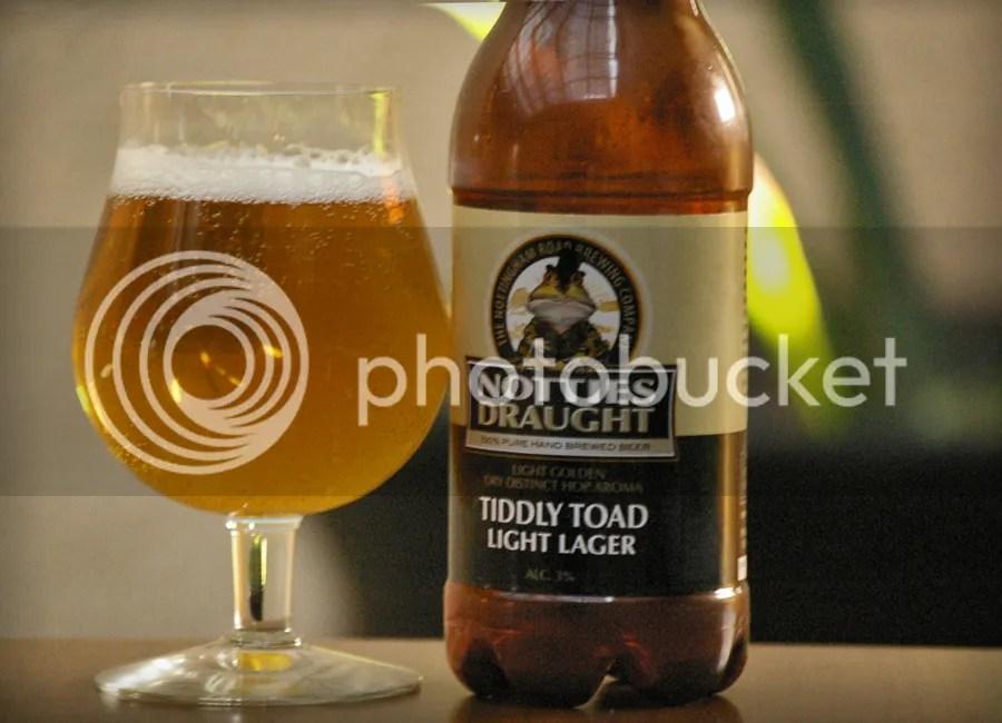 Beer light lager