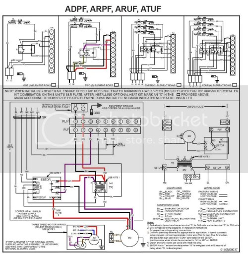 small resolution of goodman aruf032 00a 1 blower fan runs continuously doityourself goodman sequencer relays goodman furnace wiring diagram