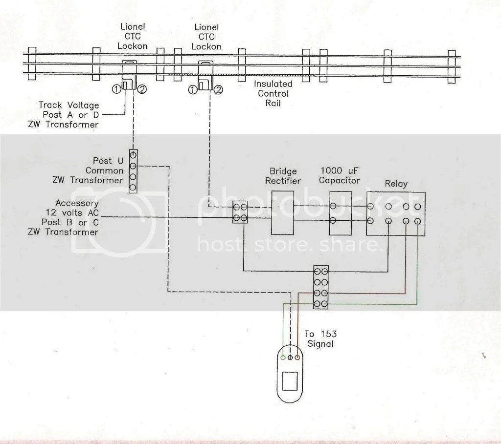 hight resolution of o gauge track wiring