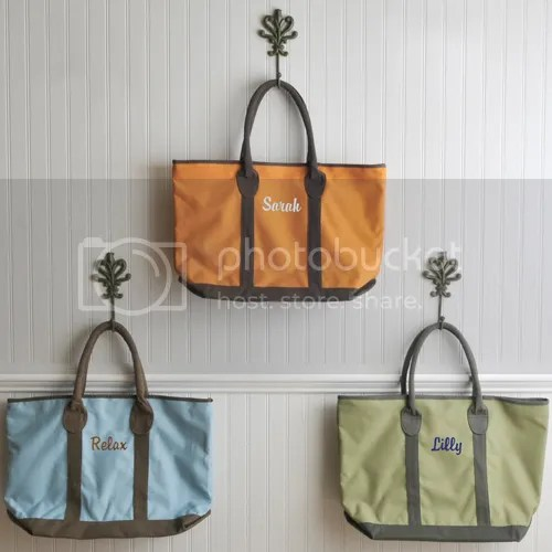 personalized totes bags