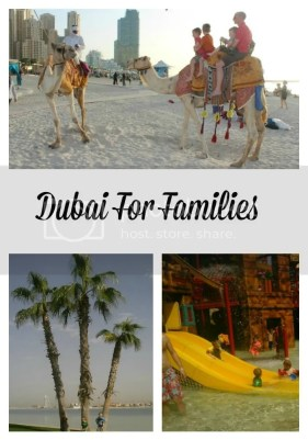 Dubai for families