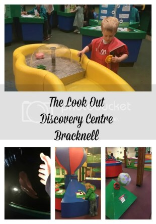 Look Out Discovery centre bracknell