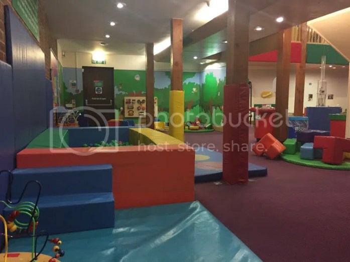 soft play at the look out discovery centre bracknell