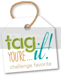 Tag You're It Challenge