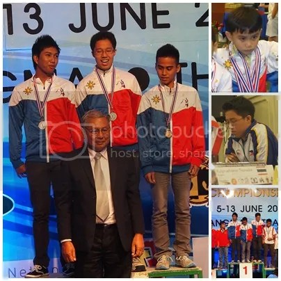 Philippines 2nd Overall in 14th ASEAN+ Age-Grp Chess Championships (3/6)
