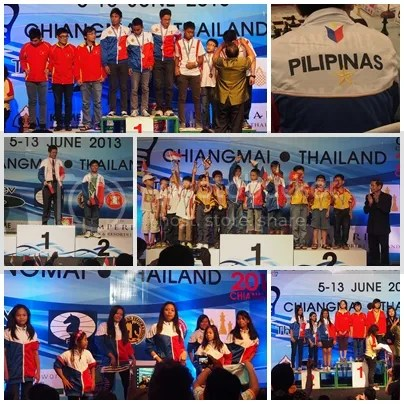 Philippines 2nd Overall in 14th ASEAN+ Age-Grp Chess Championships (1/6)