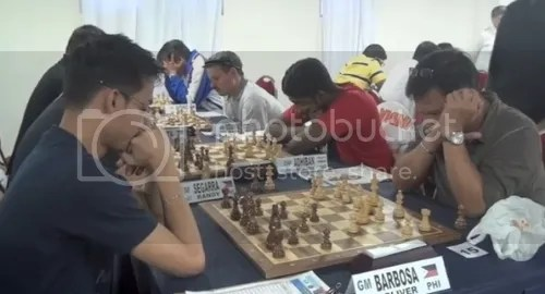 Mark Paragua Qualifies for Chess World Cup 2013