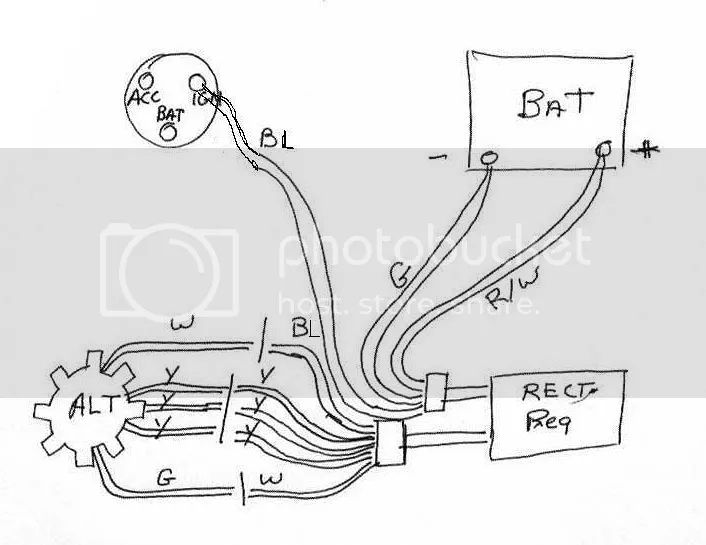 some wiring diagrams page 11 xs650 forum