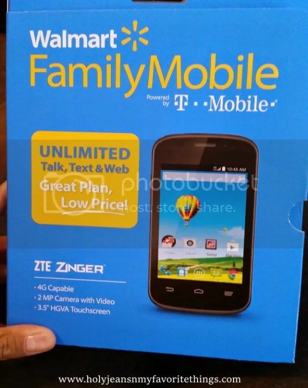 Walmart Family Mobile #Thankful4Savings #shop
