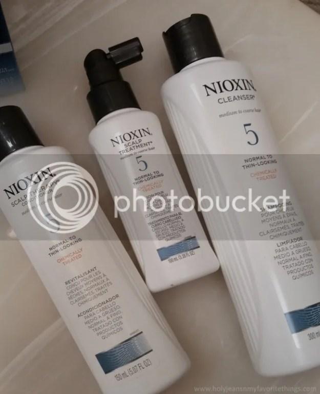 NIOXIN Review