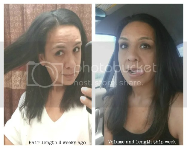 NIOXIN Before and After