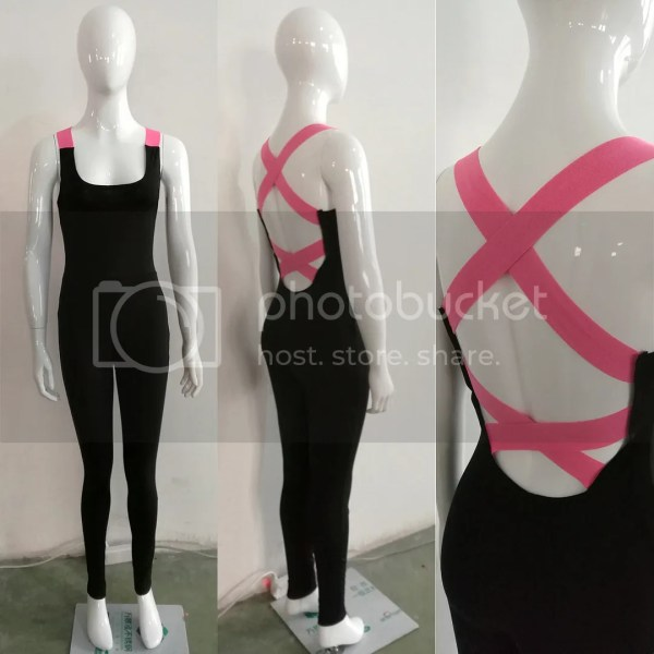 Running & Yoga Sports Unitards Jumpsuit Women' Active