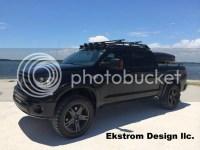 Toyota crewmax rack