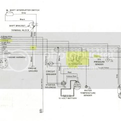 Mercruiser Alternator Wiring Diagram 2001 Ford Taurus Ses Stereo Alternators Fuses And General Electrical Questions Mcm