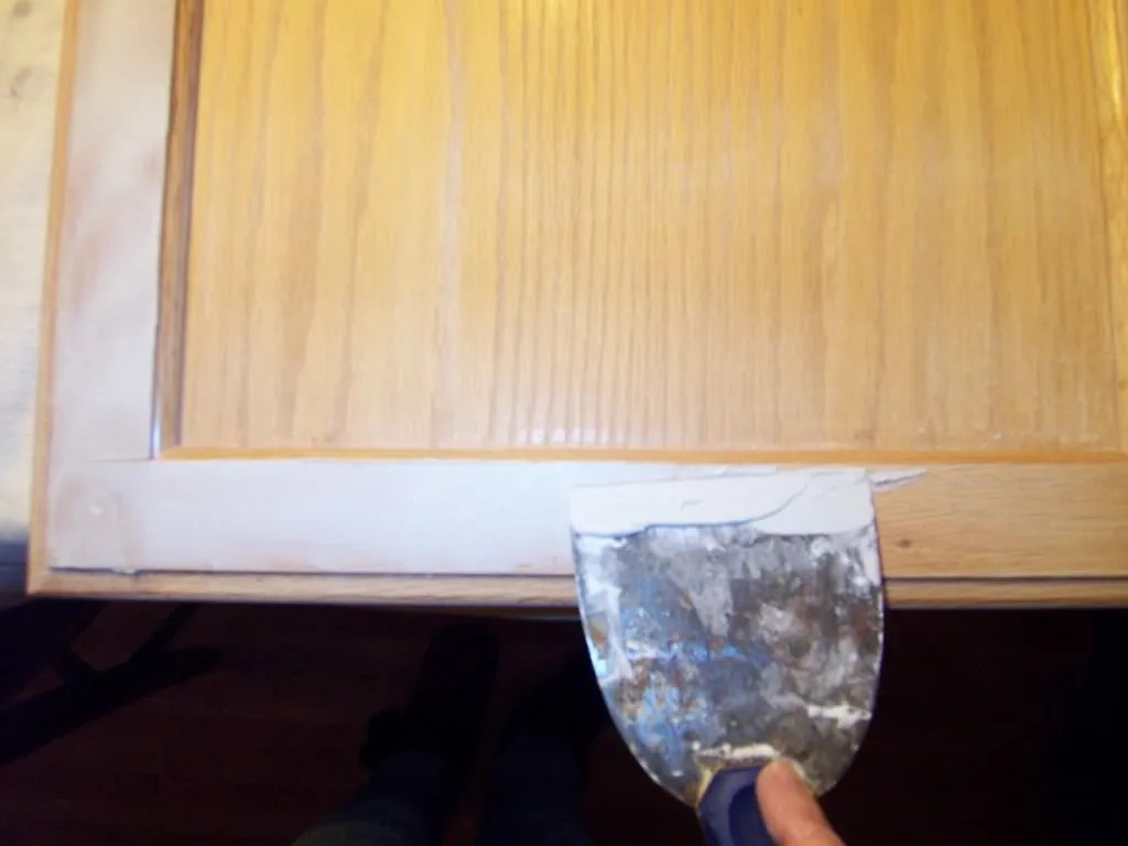 Yes You Can Paint Your Oak Kitchen Cabinets Home