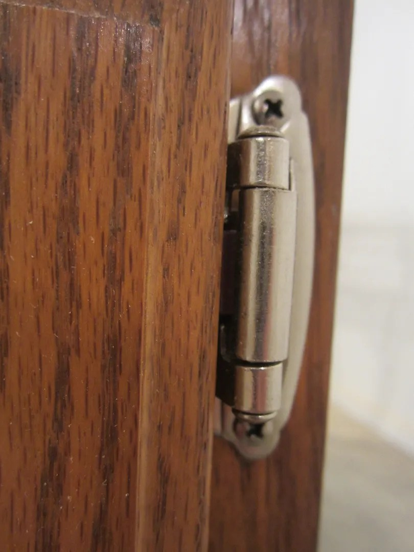 Kitchen Cabinet Hinges Instructions