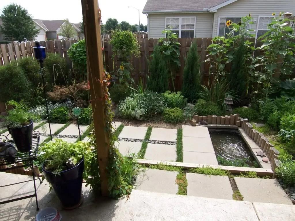 Tiny City Garden / MyUrbanGardenOasis