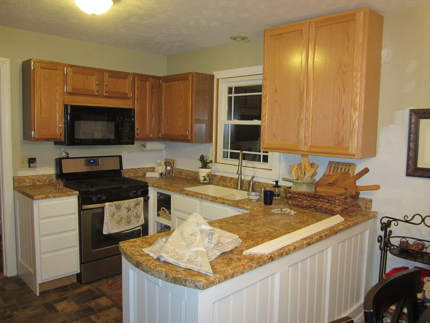 Kitchen Re-do On a Budget/HomeStagingBloomingtonIL.wordpress.com