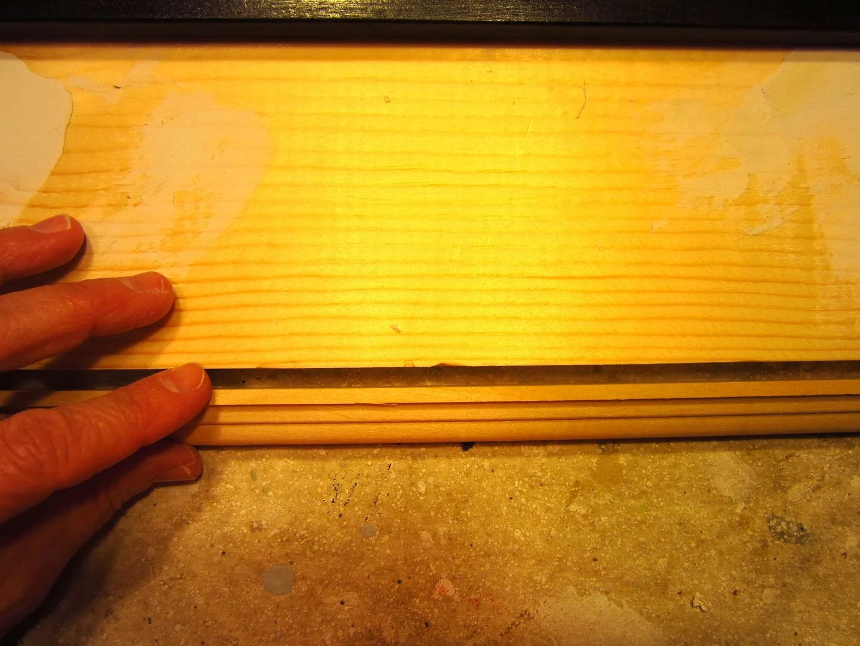 Easy DIY Coat Rack / HomeStagingBloomingtonIL