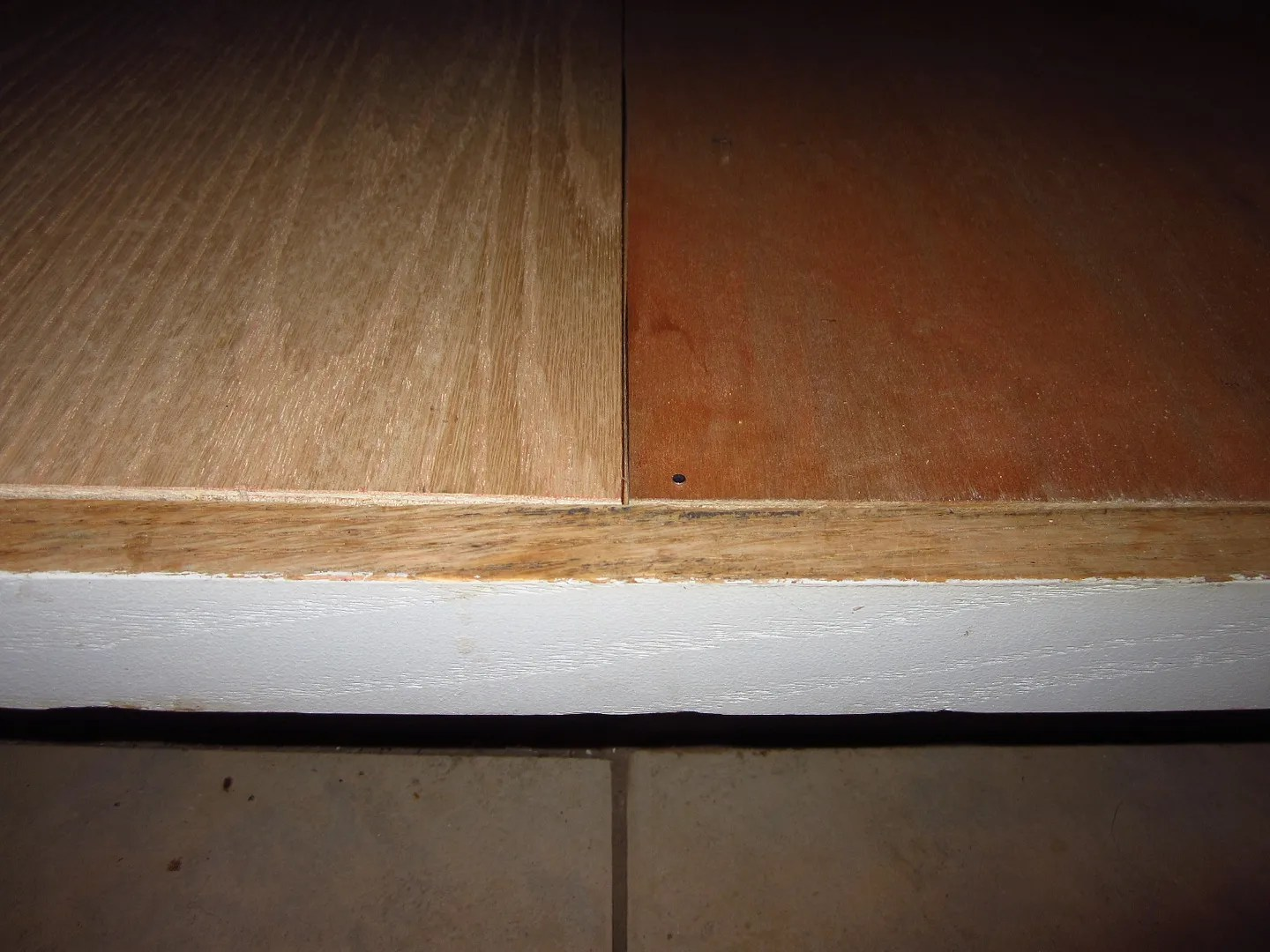 How to Fix a Warped Cabinet Floor/HomeStagingBloomingtonIL