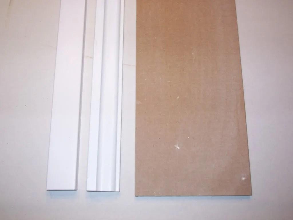 Wall frame Wainscoting / HomeStagingBloomingtonIL