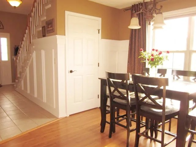 Wall frame Wainscoting/HomeStagingBloomingtionIL