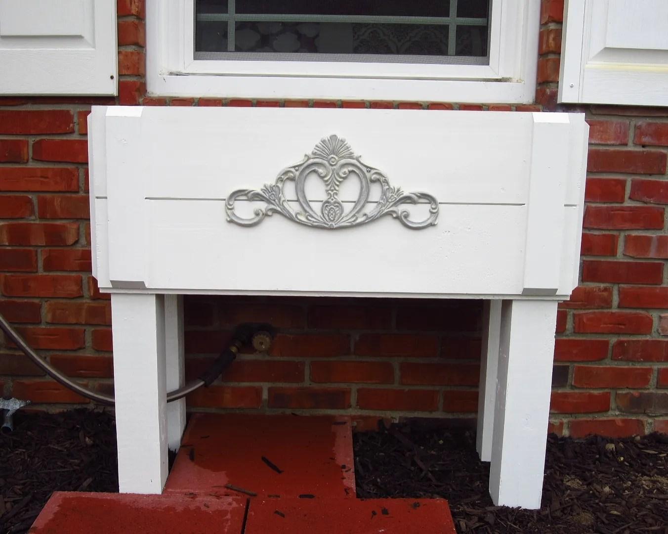 Window Box Substitute/HomeStagingBloomingtonIL