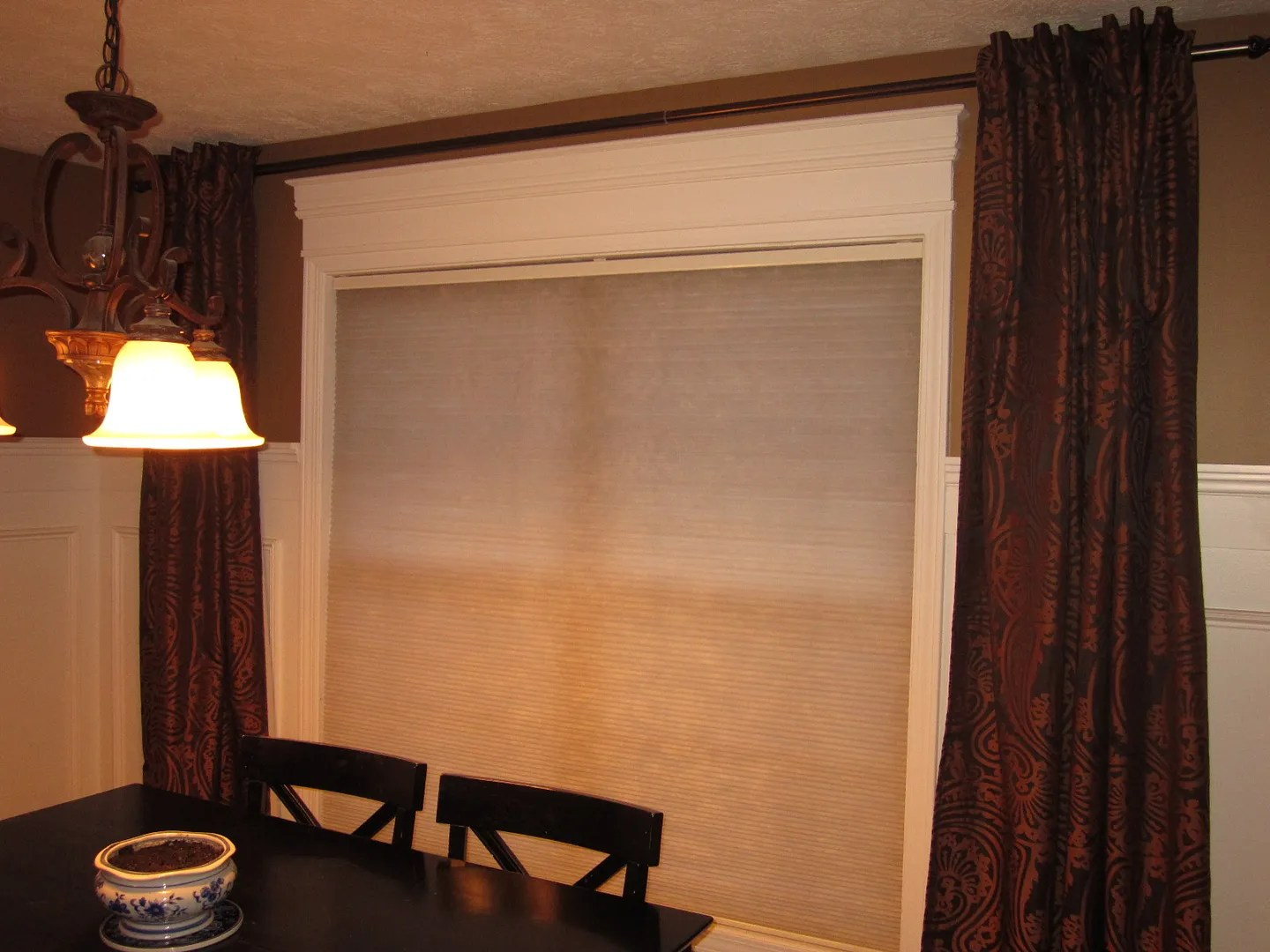Window Trim Ideas--How to Add Bulk to Small Window Casing / HomeStagingBloomingtonIL