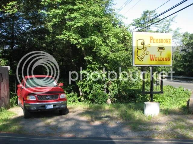 Welding sign, http://pembrokewelding.com welding
