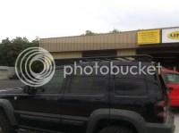 New KJ roof rack - JeepForum.com