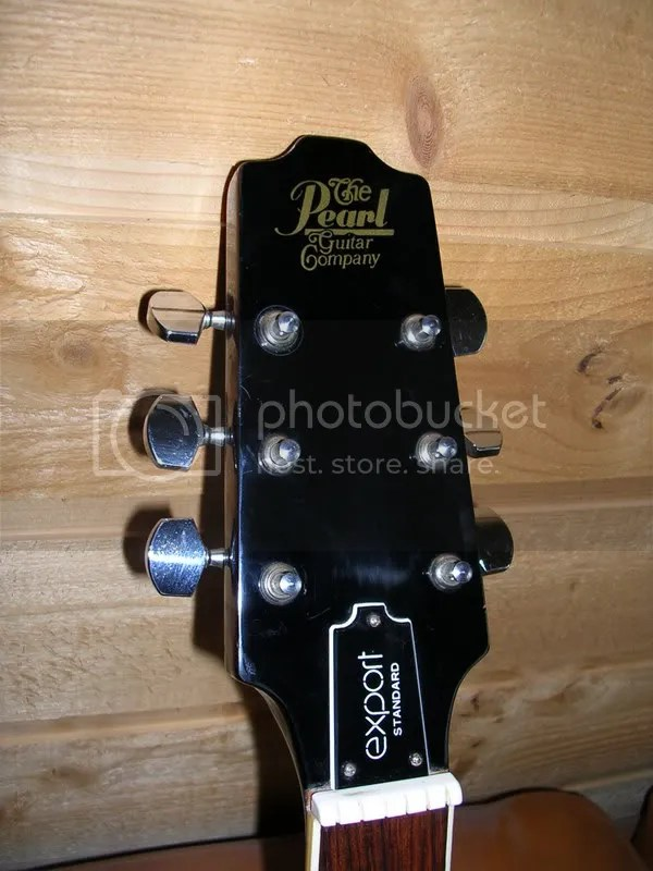 Made In Japan  Guitares Vorg ou Pearl Guitar Company