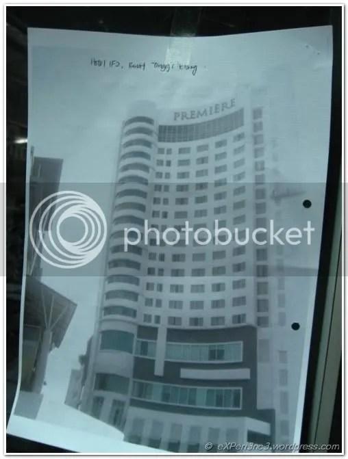 Premiere Hotel, Bukit Tinggi