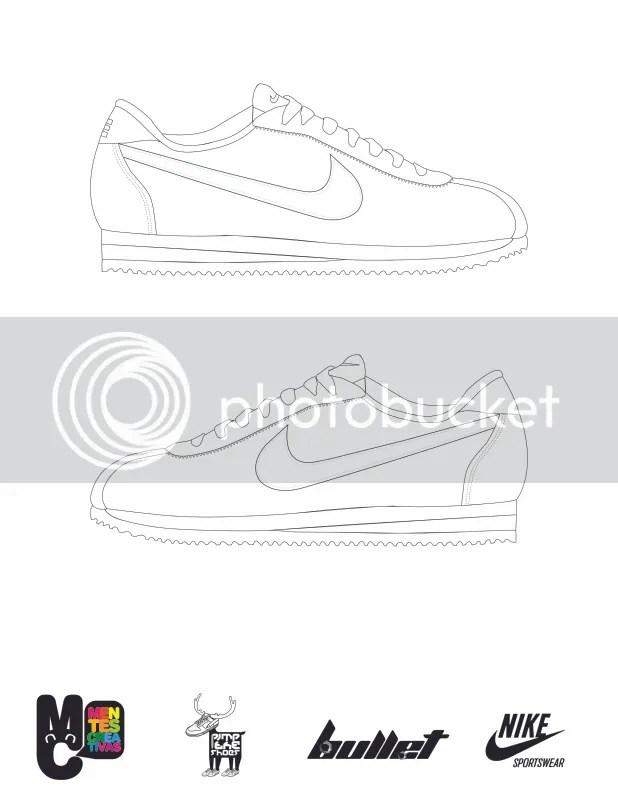 Nike Cortez Dibujos quantum-database.es