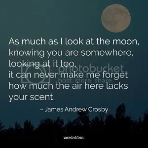 Scent #quote James Andrew Crosby image on the blog of @JLenniDorner