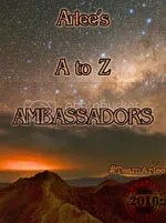#TeamArlee A to Z Ambassador 2016