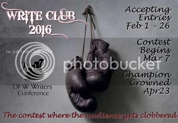 Write club 2016