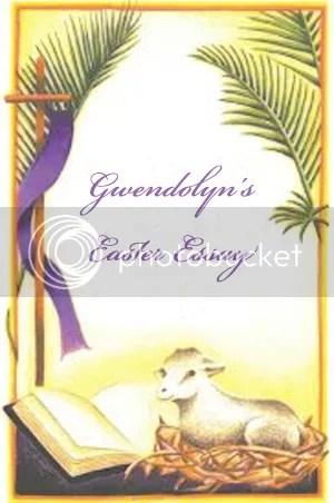Gwendolyn Easter Essay on J Lenni Dorner blog image