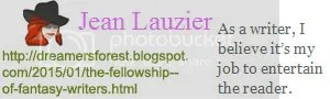 Jean Lauzier #writetip on the blog of JoElle Martin