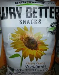 Sunflower pictured on snack food. From @JLenniDorner for #lifeisgood Tina Downey memorial
