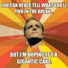 Peeta Cake