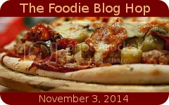 Foodie blog hop image
