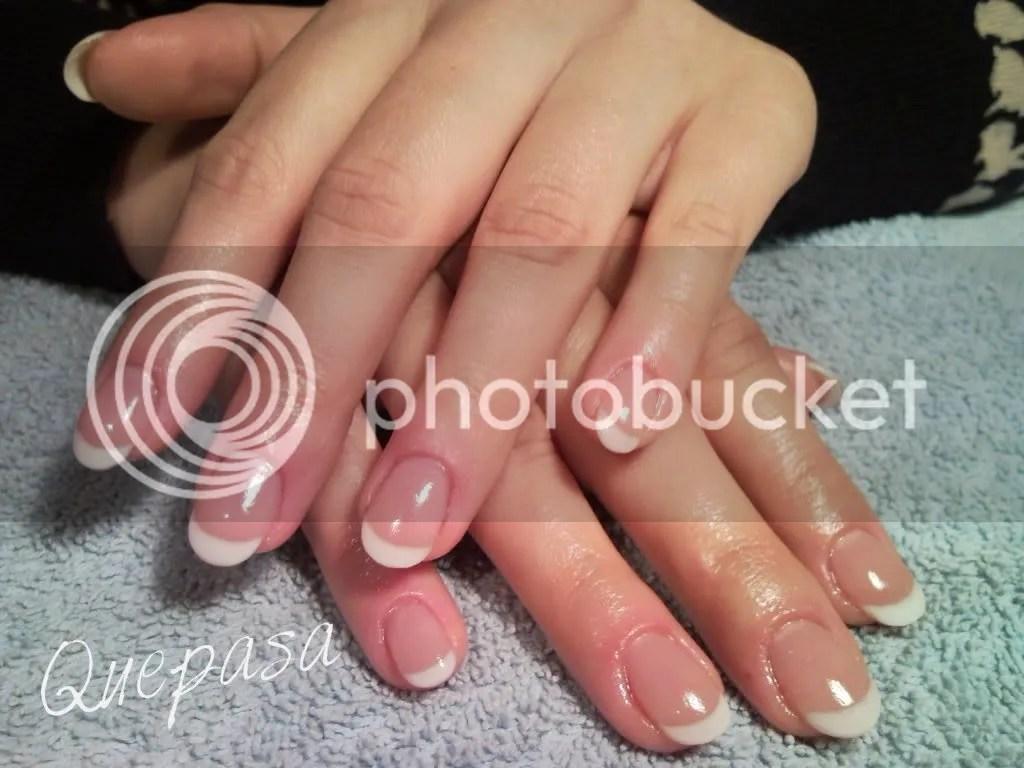 fake tans acrylic nails that look natural