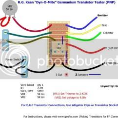 Fuzz Face Wiring Diagram 2002 Ford F150 Starter Solenoid Germanium Box Schematic Compressor