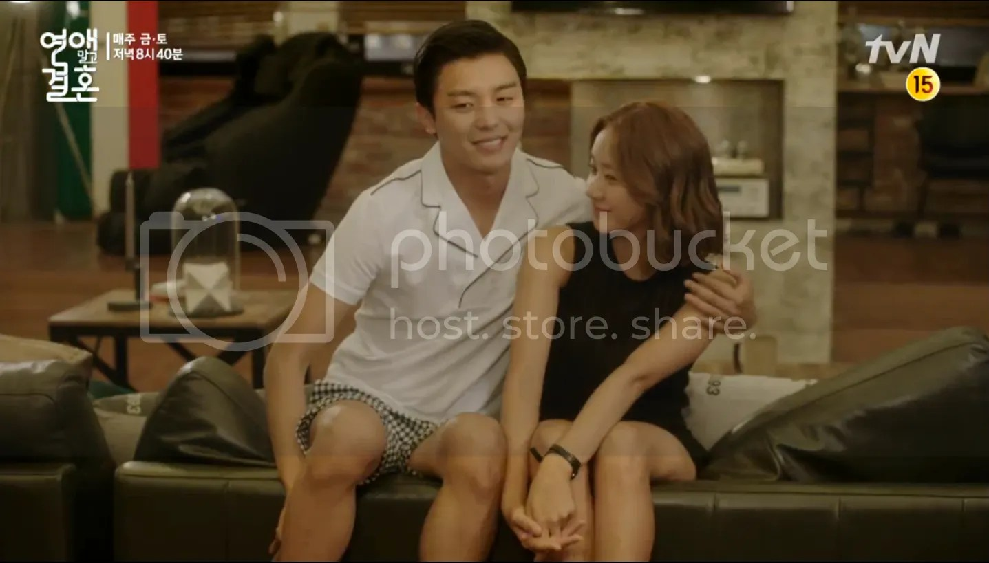 Subtitle Indonesia Marriage Without Dating Ep 13