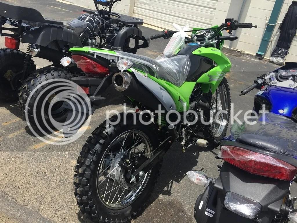 Stroke Bike 2 Dirt Cc 210