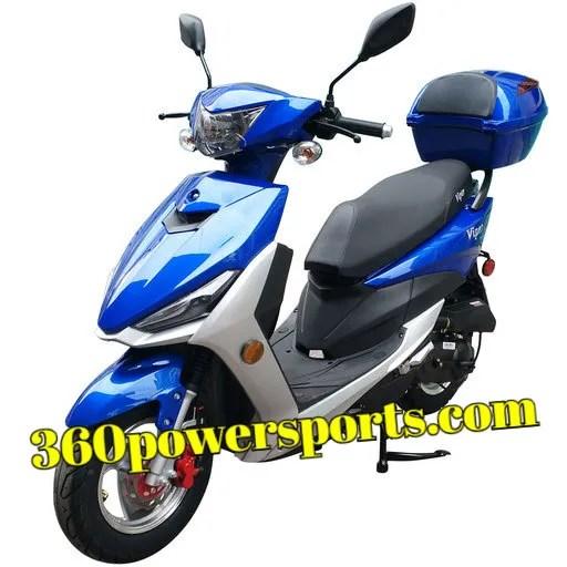 vitacci viper 49cc scooter