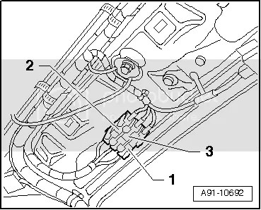 Question of navigation antenna for 2005 Audi A6