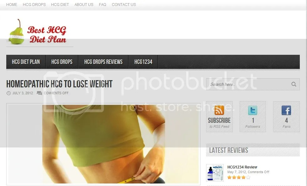 weight loss hcg injections cost
